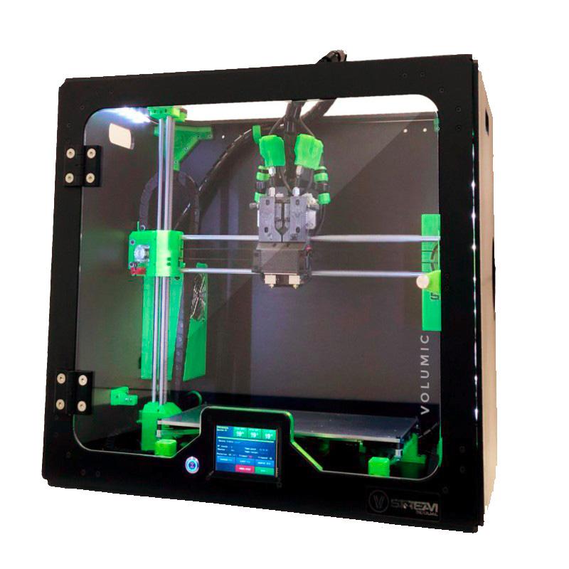 Imprimante 3D Stream 30 Dual Retouche